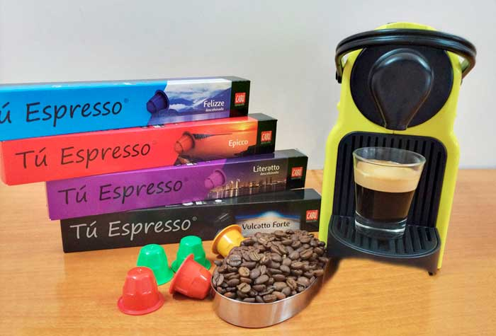Cabu coffee capsulas compatibles